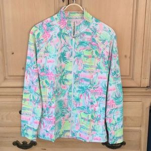 NWT Lilly Pulitzer Perfect Match Jacket - Medium